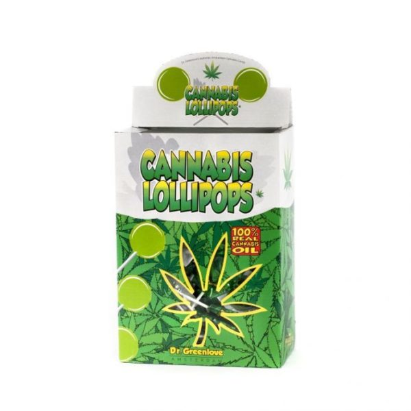 Cannabis Γλυφιτζούρι Dr Greenlove - 1 Τεμάχιο