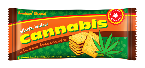 Euphoria Cannabis Chocobiscuits 70gr