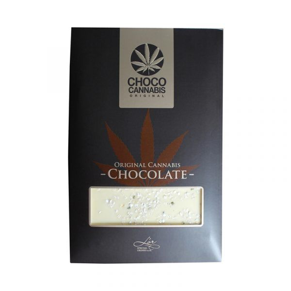 L'OR Cannabis White Chocolate 70 gr