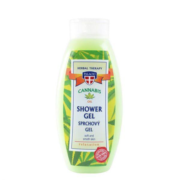 Palacio Cannabis Shower Gel 2% 250ml